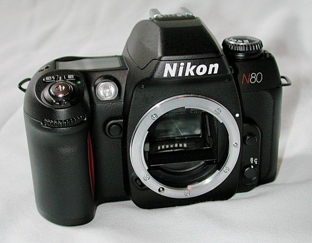 the nikon f80n80 2 body amp lenses